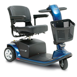 Victory® 9 3 Wheel Scooter - Image Number 42963
