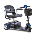 Scooters - Pride Mobility Products - Go-Go® Sport 3-Wheel Scooter
