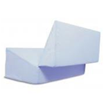 Bed Wedge - Folding - Folding bed wedge provides the user the ability to store the