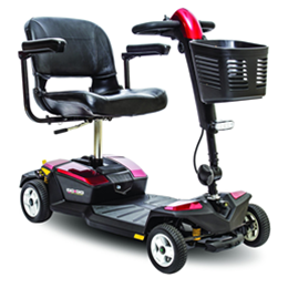 Go-Go® LX with CTS Suspension 4-Wheel - Image Number 42975
