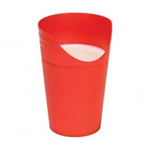 Power of Red™ Nose Cutout Cup - Features: