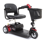 Go-Go® Sport 4-Wheel Scooter - The Go-Go® Sport 4-Wheel Scooter de